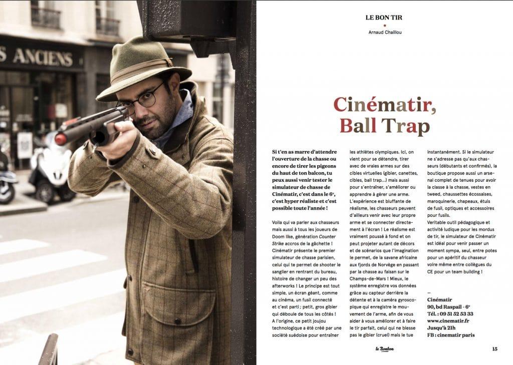 Presse Cinématir - Le Bonbon - Juin 2016